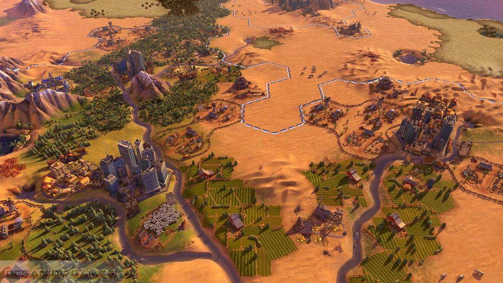 Sid Meiers Civilization VI Australia Scenario Download For Free