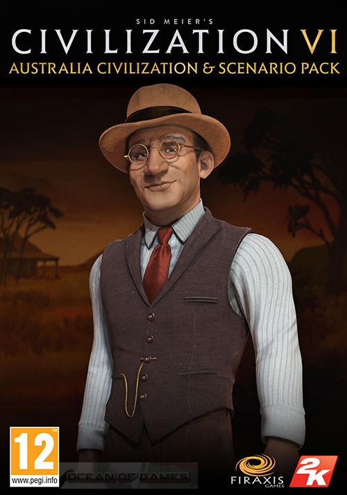 Sid Meiers Civilization VI Australia Scenario Free Download