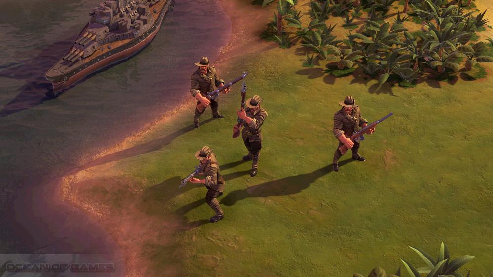 Sid Meiers Civilization VI Australia Scenario Setup Free Download