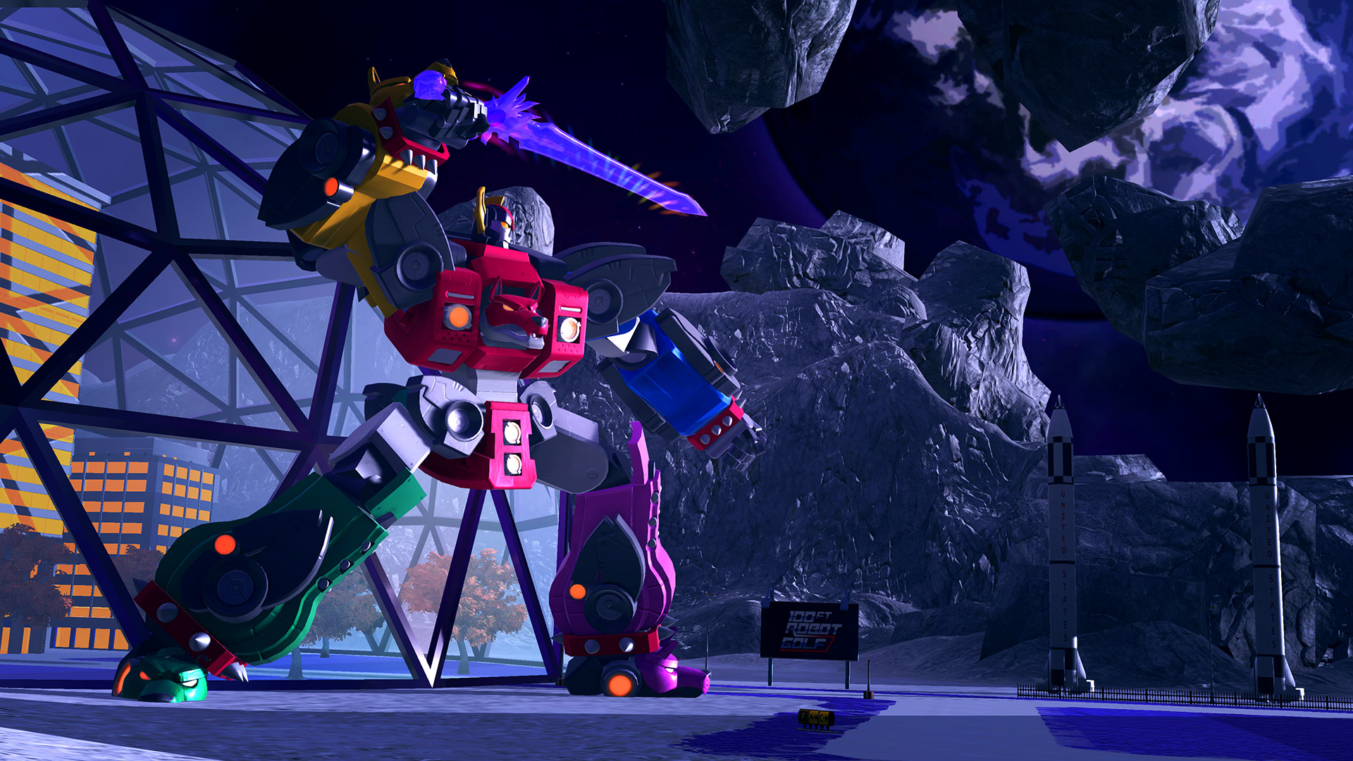 100ft Robot Golf Download For Free