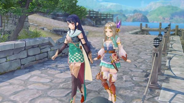 Atelier Firis The Alchemist AT Mysterious Journey Features