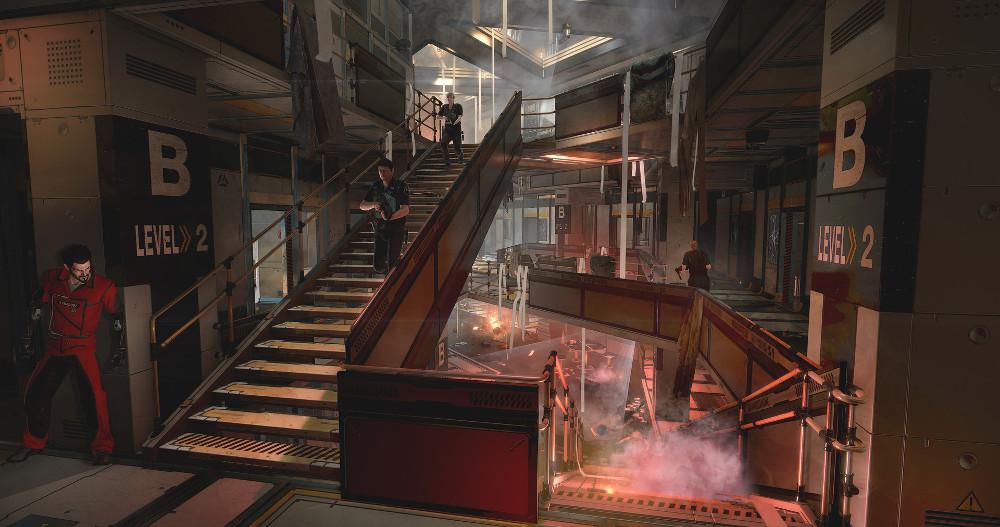 Deus Ex Mankind Divided A Criminal Past Download For Free