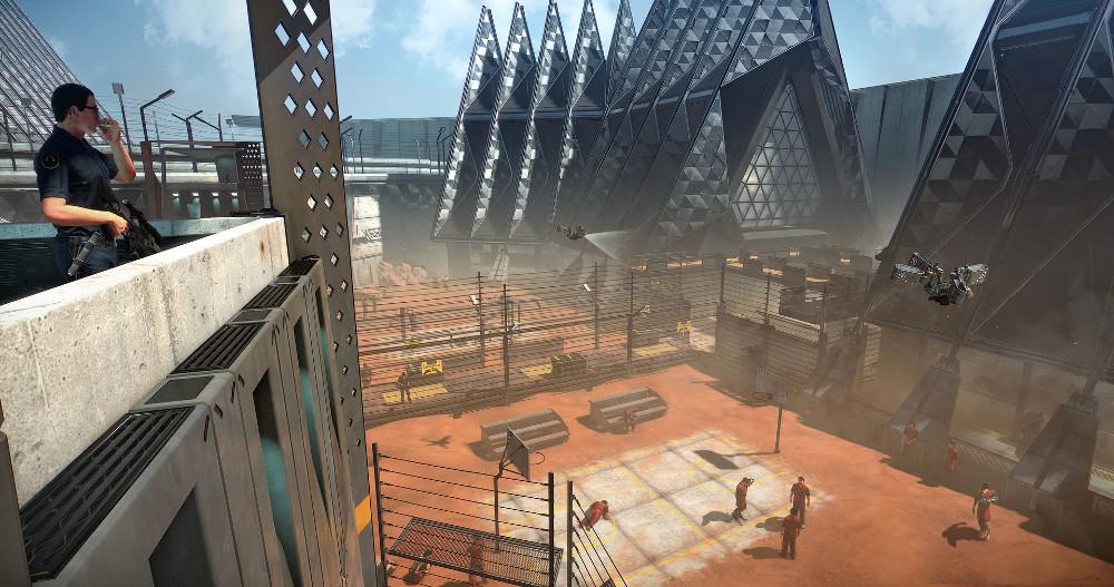Deus Ex Mankind Divided A Criminal Past Features
