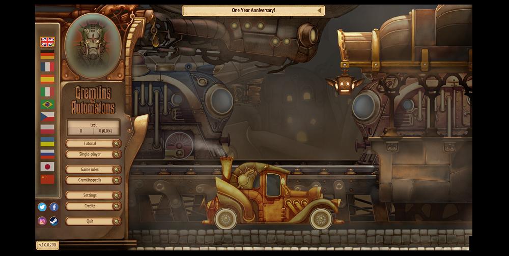 Gremlins vs Automatons Setup Free Download