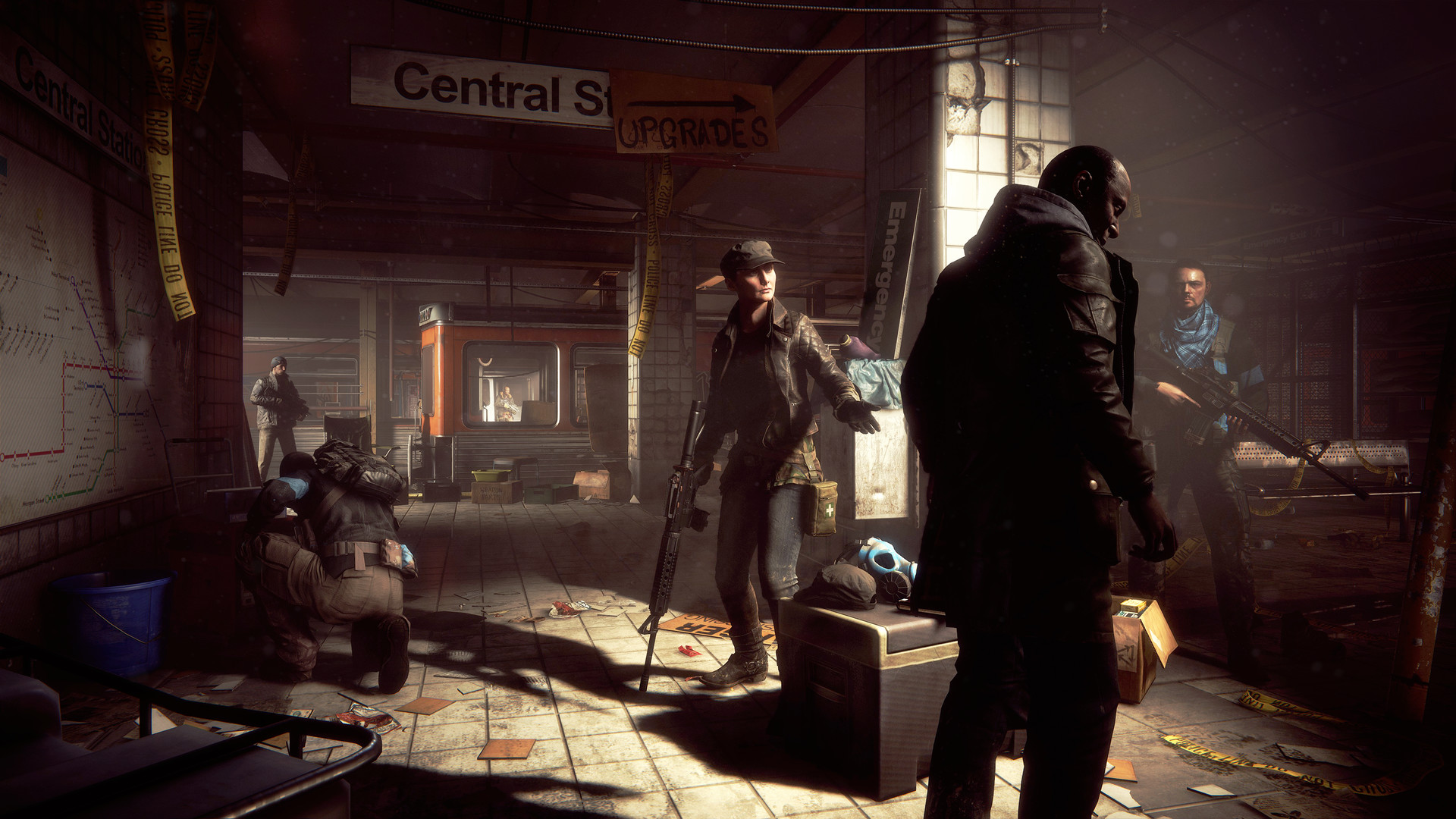 Homefront The Revolution Features
