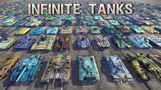 Infinite Tanks Free Download