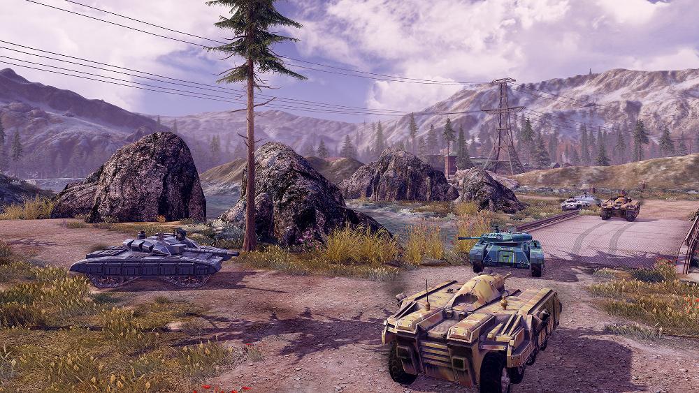 Infinite Tanks Setup Free Download