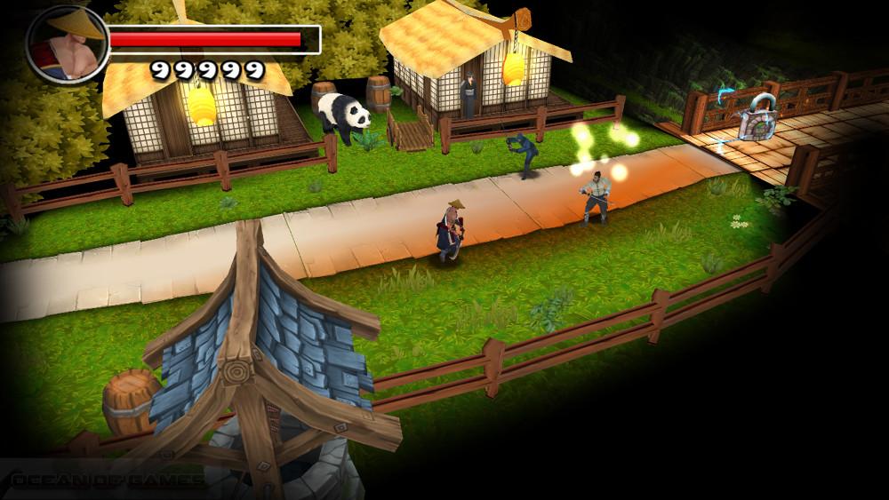 Ninja Avenger Dragon Blade Setup Free Download