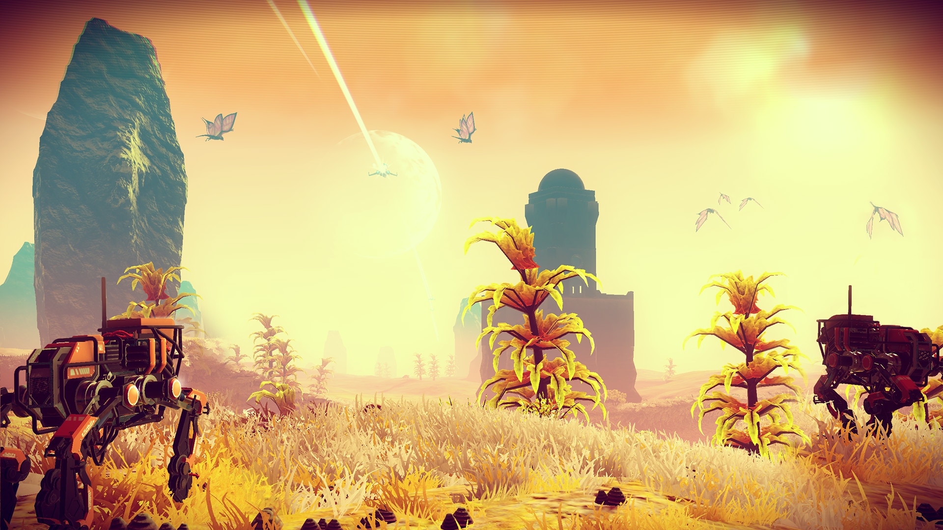 No Mans Sky The Path Finder Features