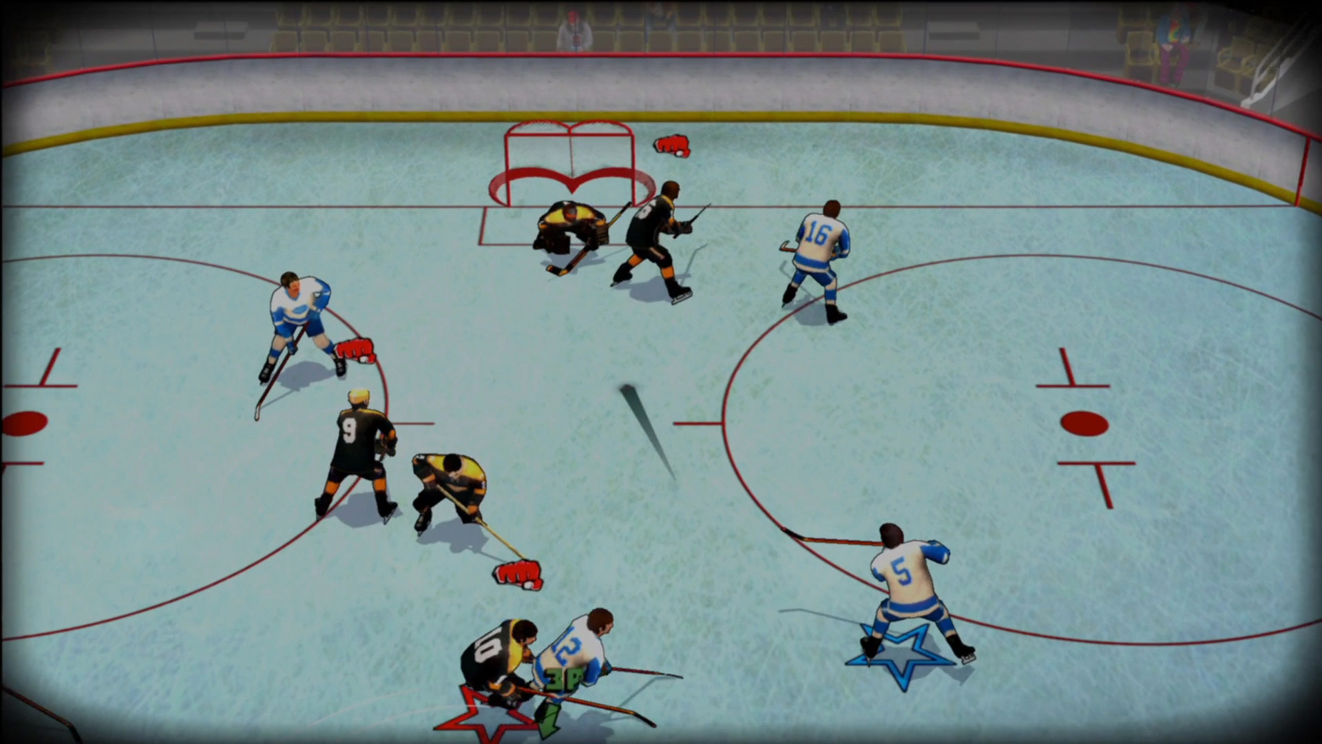 Old Time Hockey Features