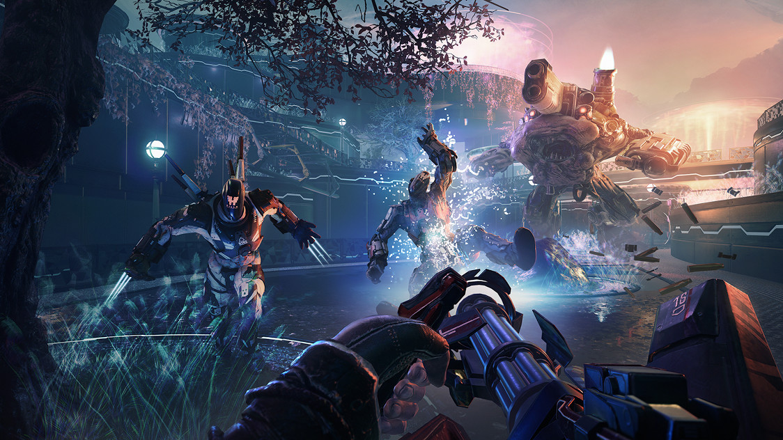 Shadow Warrior 2 Bounty Hunt DLC Part 1 Download For Free