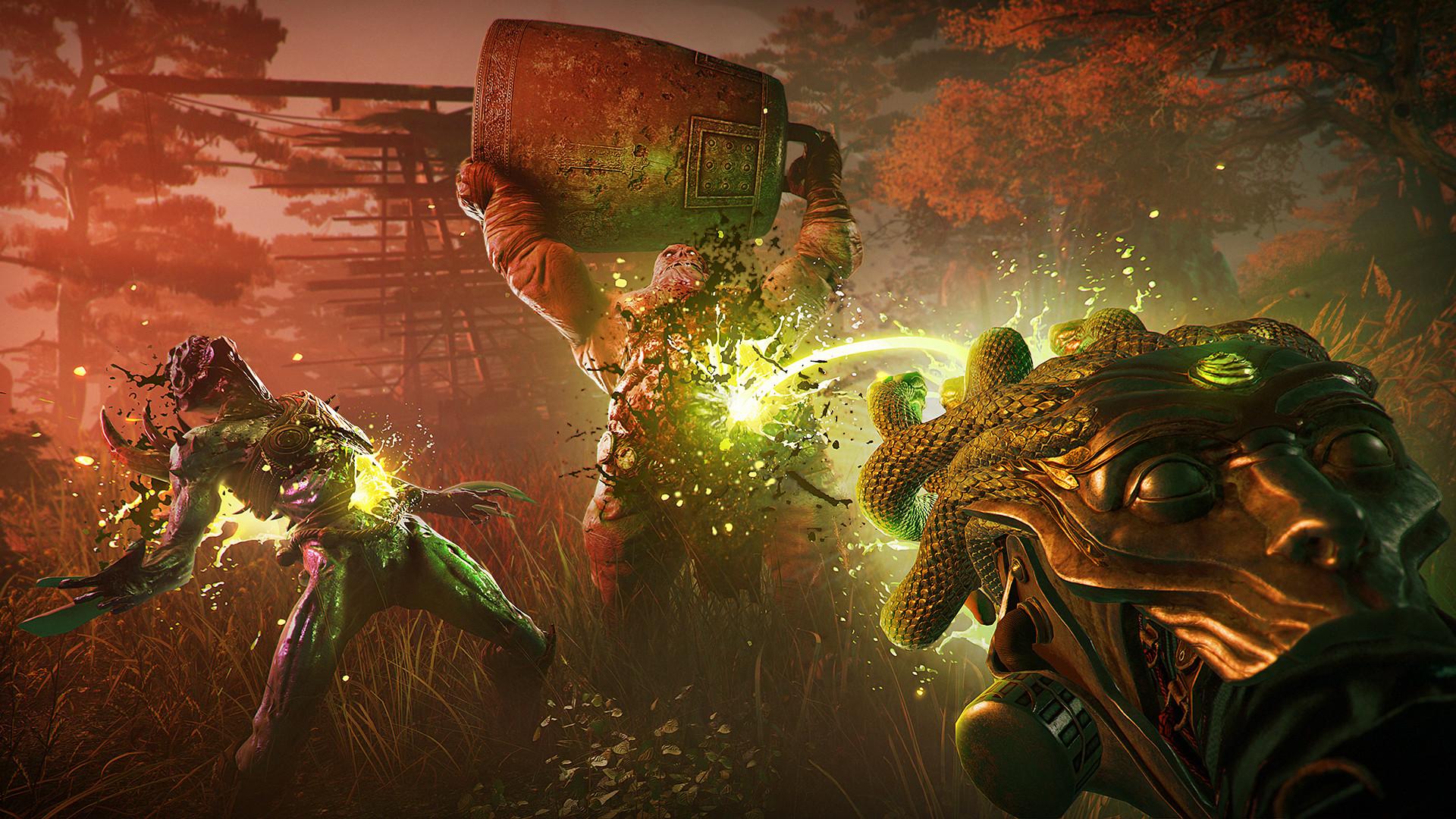 Shadow Warrior 2 Bounty Hunt DLC Part 1 Setup Free Download