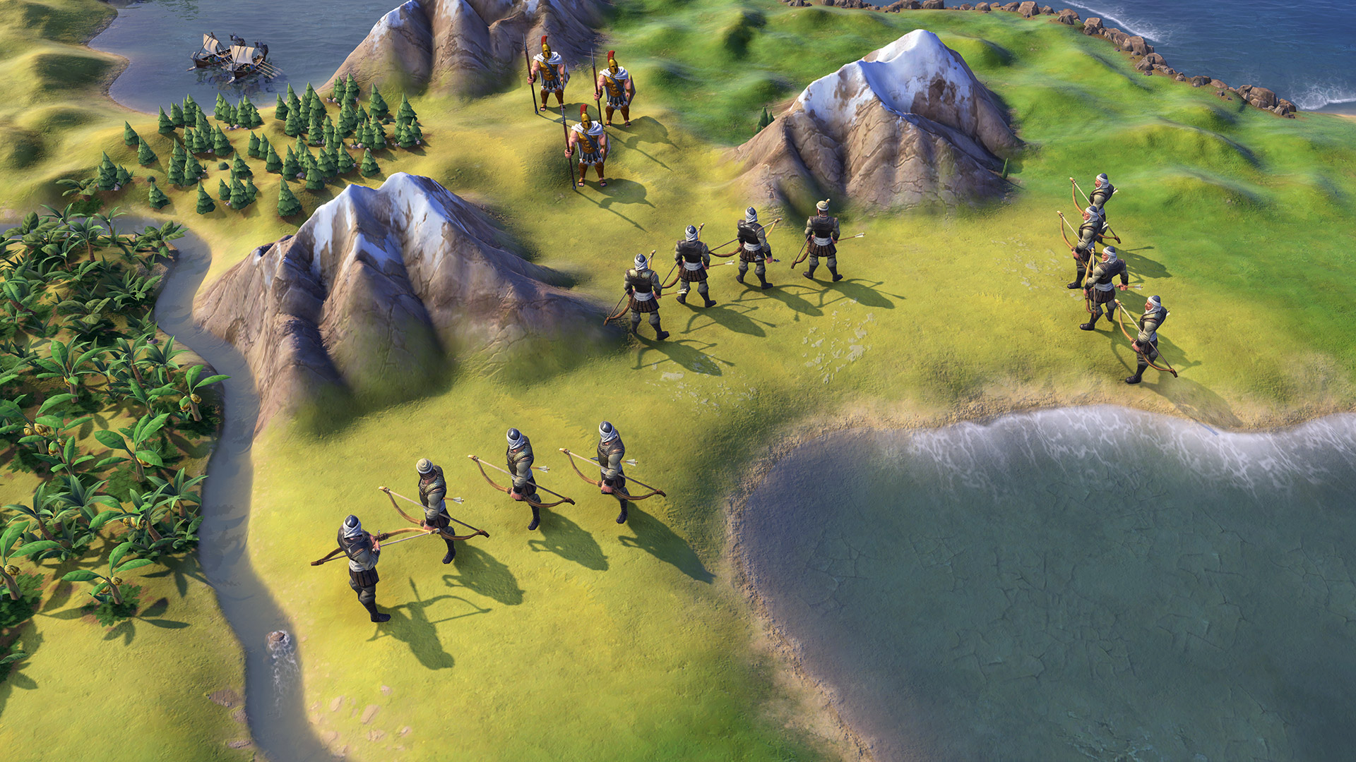 Sid Meiers Civilization VI Persia and Macedon Download For Free