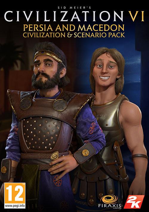Sid Meiers Civilization VI Persia and Macedon Free Download