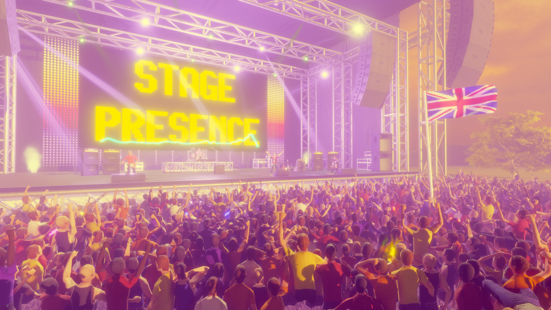 Stage Presence Setup Free Download