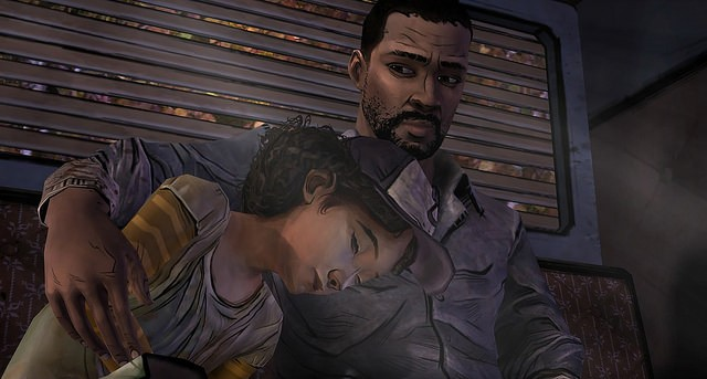 The Walking Dead A New Frontier Episode 3 Features