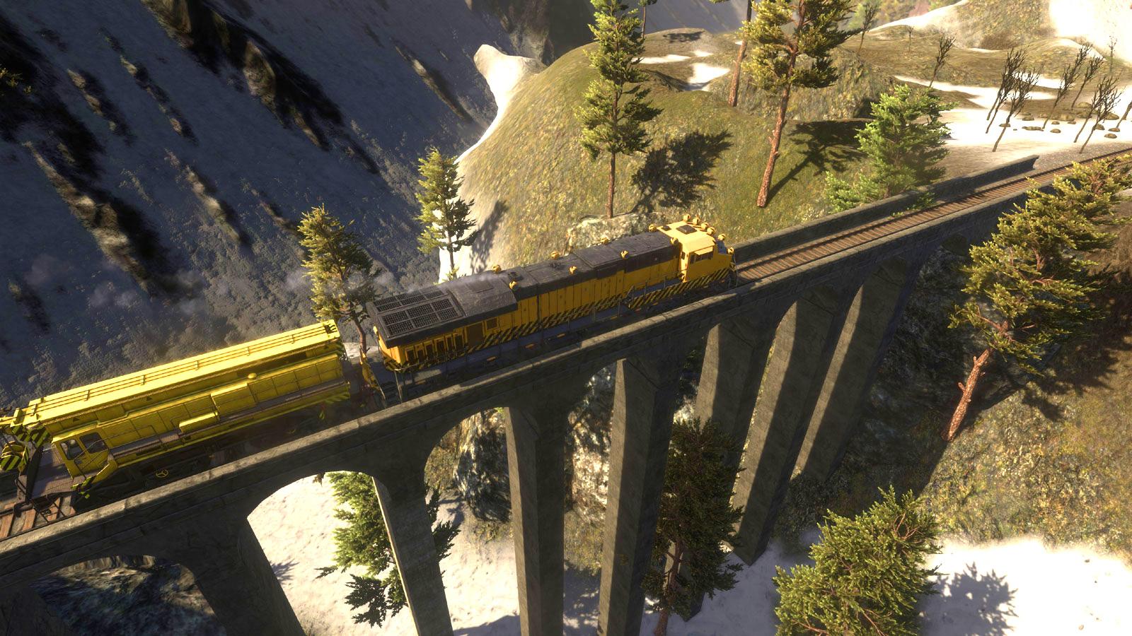 Train Mechanic Simulator 2017 Features