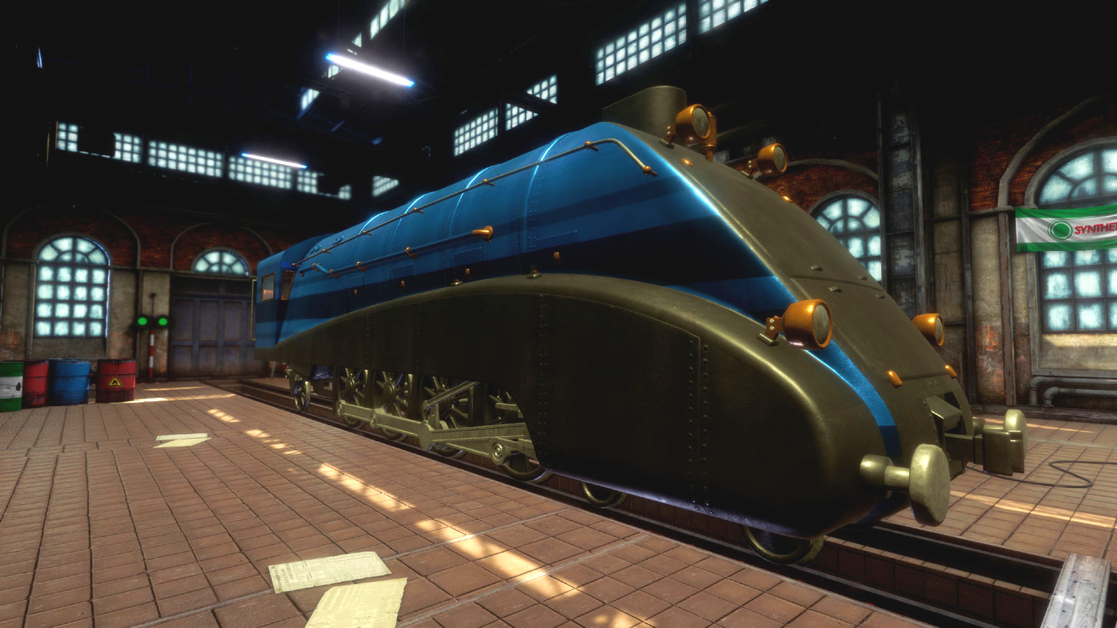 Train Mechanic Simulator 2017 Setup Free Download