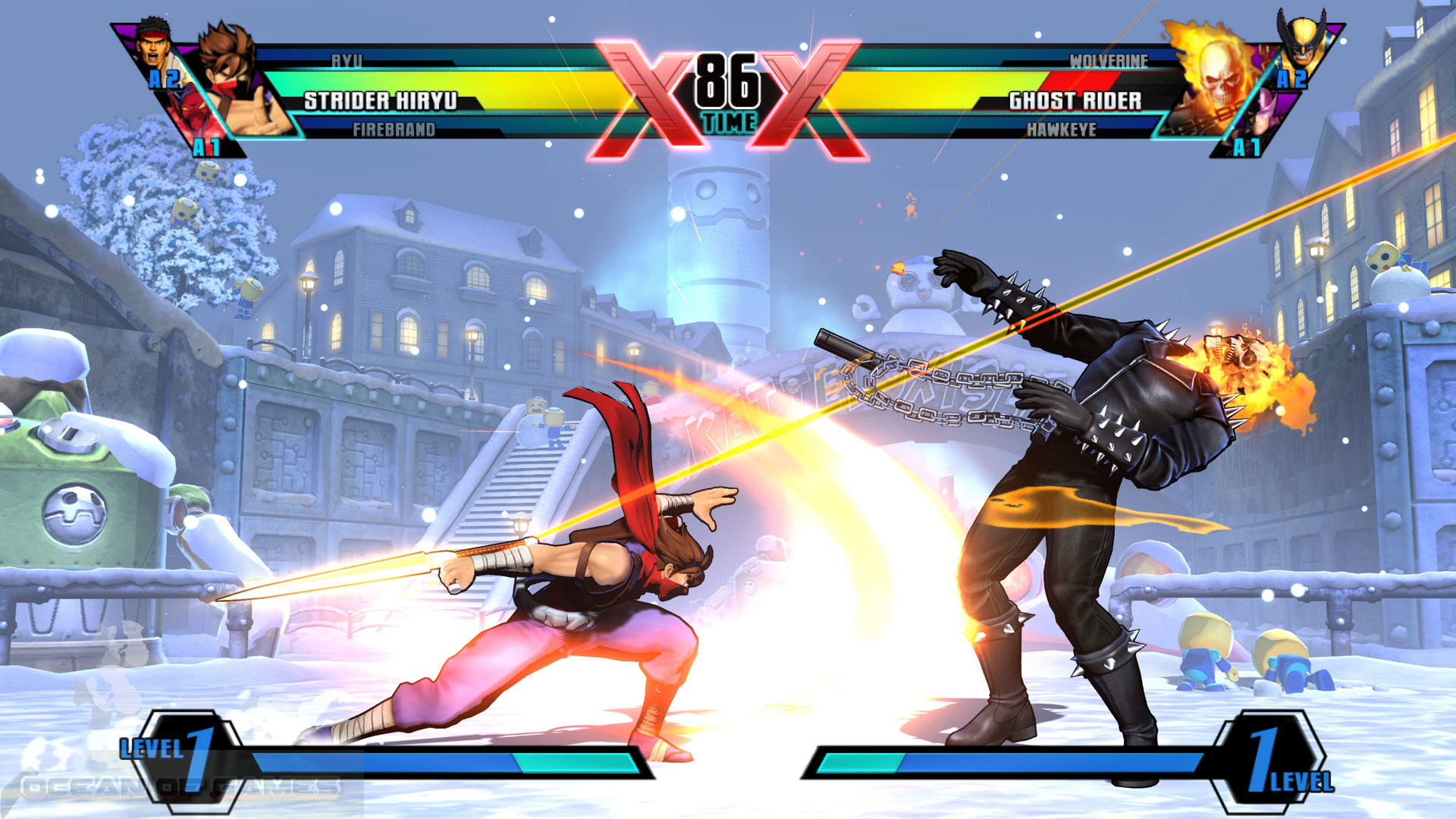 Ultimate Marvel vs Capcom 3 Download For Free