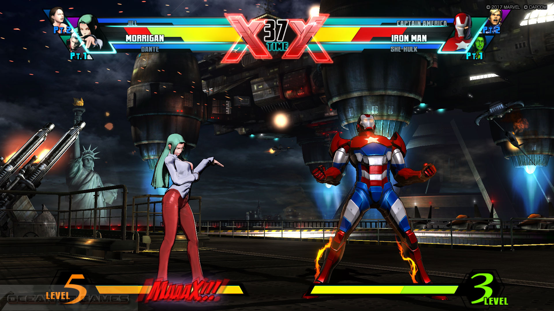 Ultimate Marvel vs Capcom 3 Setup Free Download