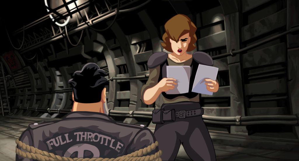 Full Throttle Remastered Free Download