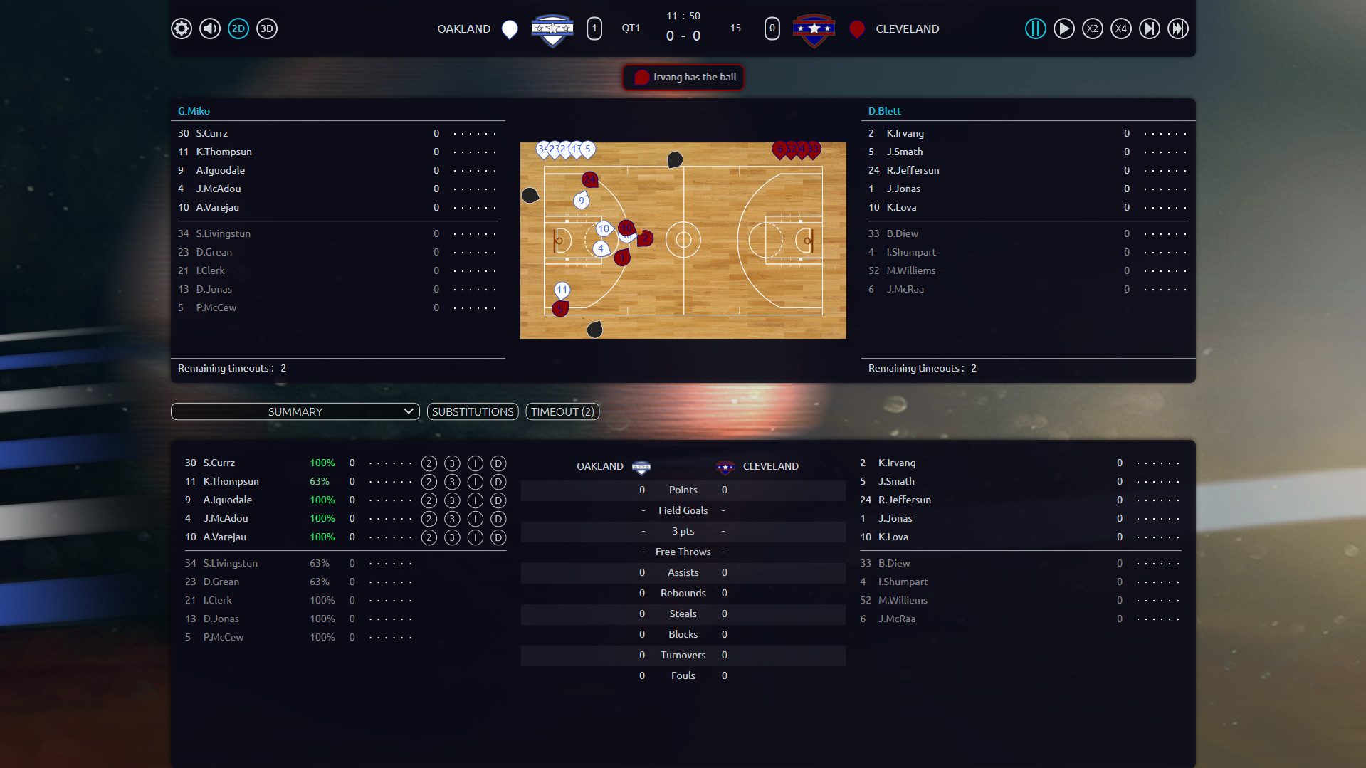 Pro Basketball Manager 2017 Setup Free Download