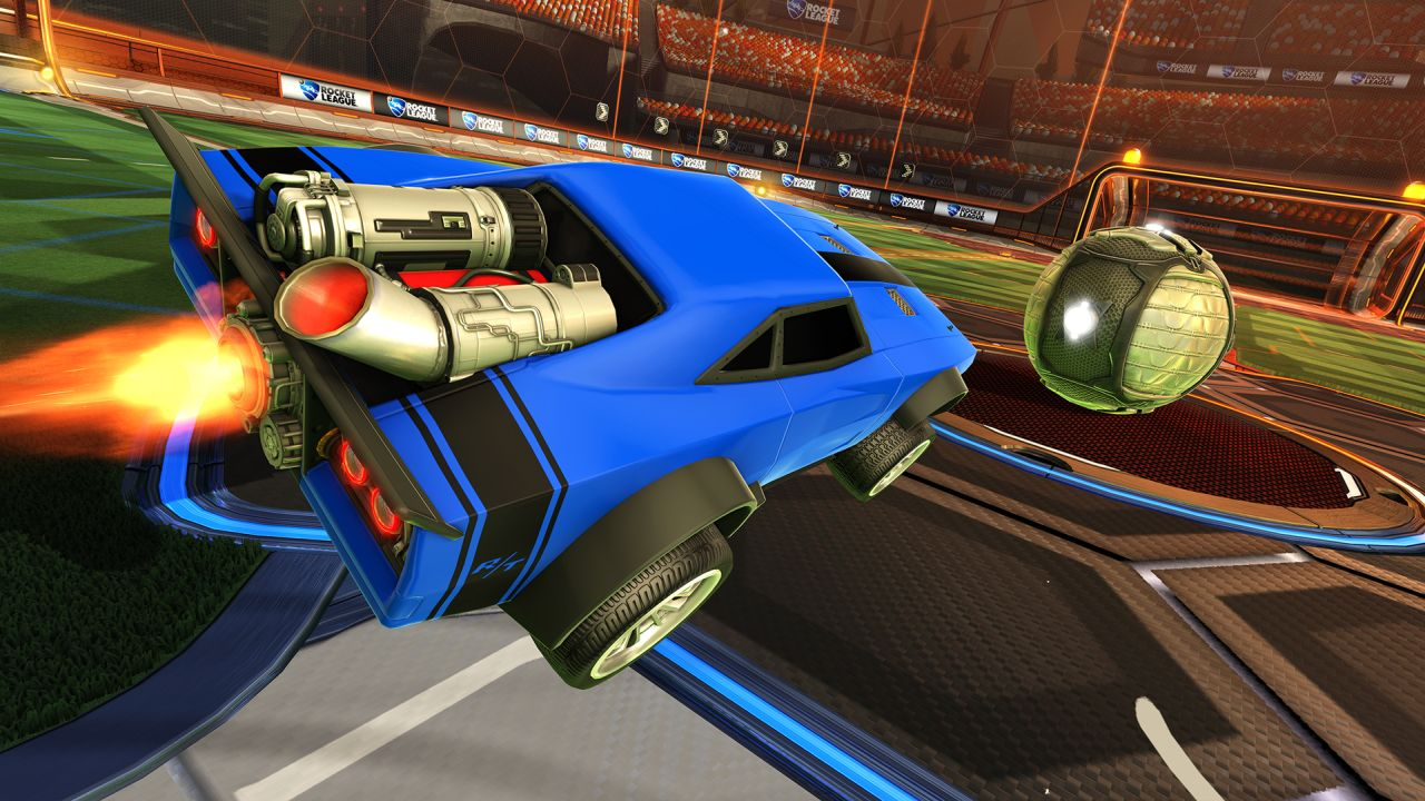 Rocket League The Fate of the Furious Setup Free Download
