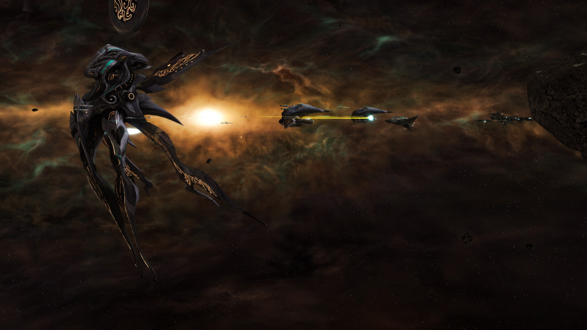 Sins of a Solar Empire Rebellion Remastered Setup Free Download