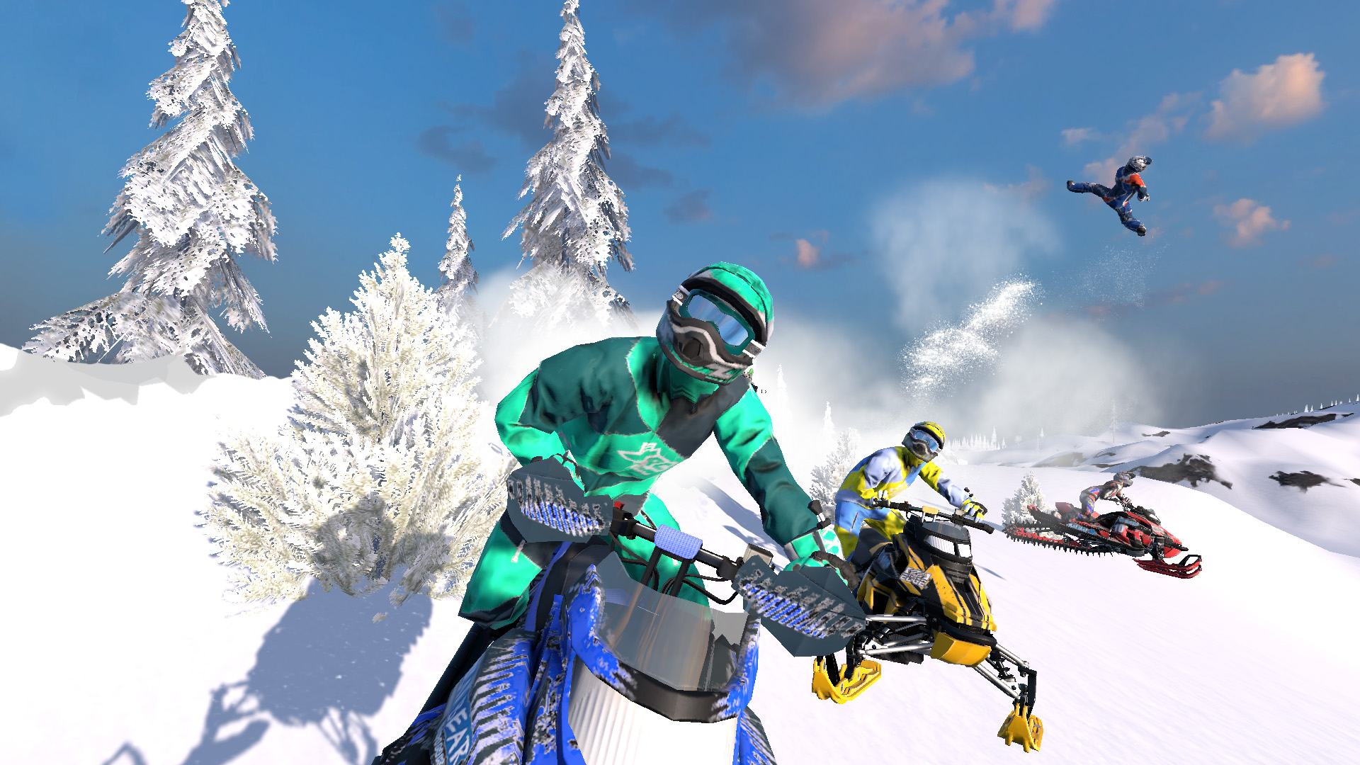 Snow Moto Racing Freedom Setup Free Download