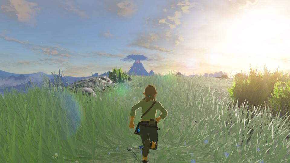 The Legend of Zelda Breath of the Wild Features