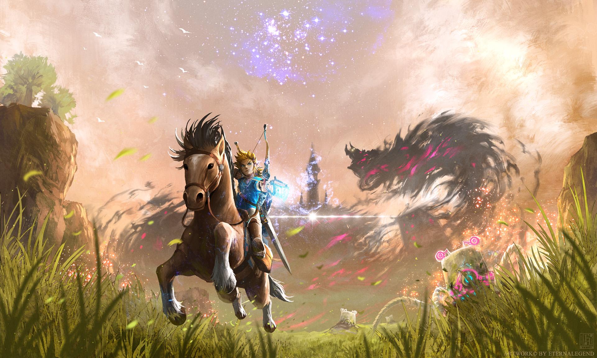 The Legend of Zelda Breath of the Wild Setup Free Download