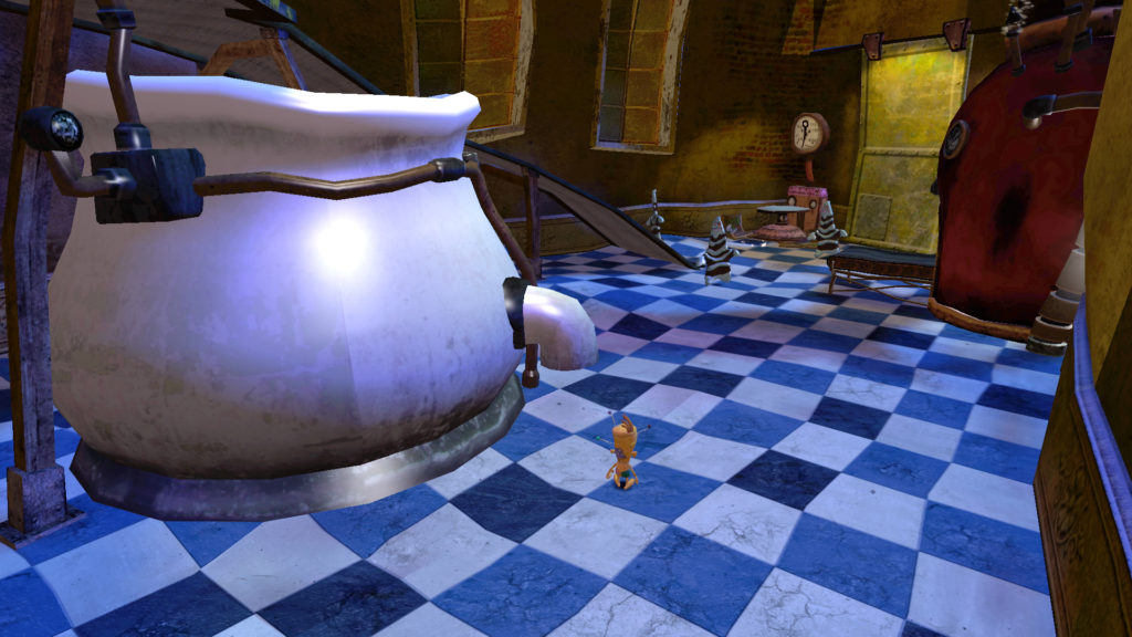 Voodoo Vince Remastered Free Download