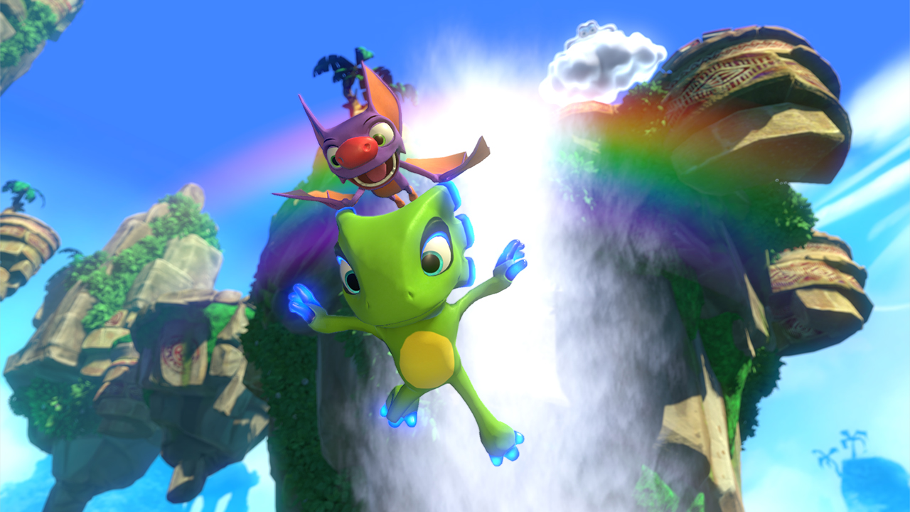 Yooka Laylee Download For Free