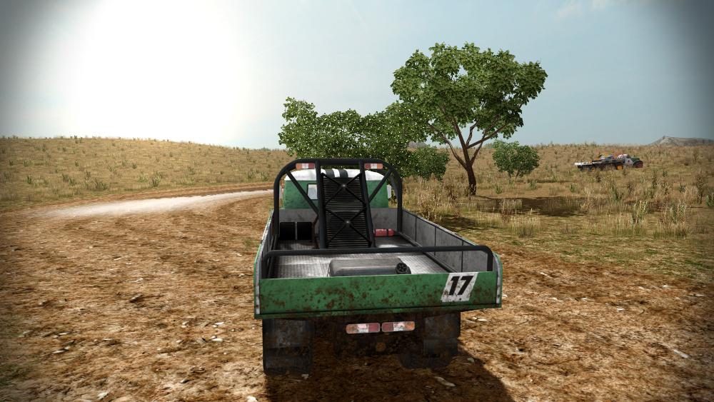 ZiL Truck RallyCross Features