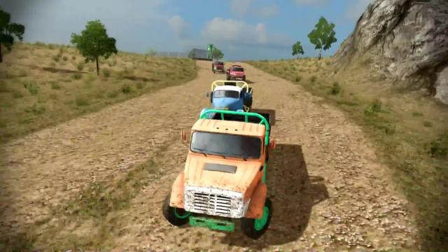 ZiL Truck RallyCross Setup Free Download
