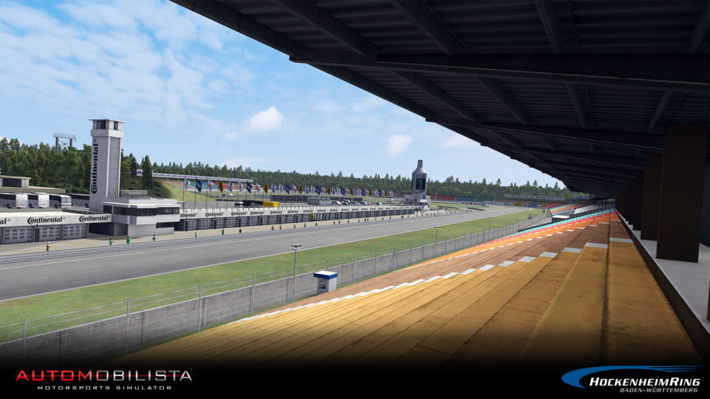 Automobilista Legendary Tracks Part 3 Hockenheim Free Download