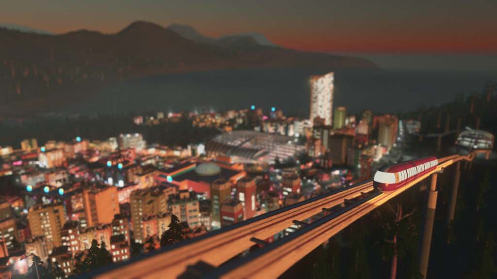 Cities Skylines Mass Transit Free Download