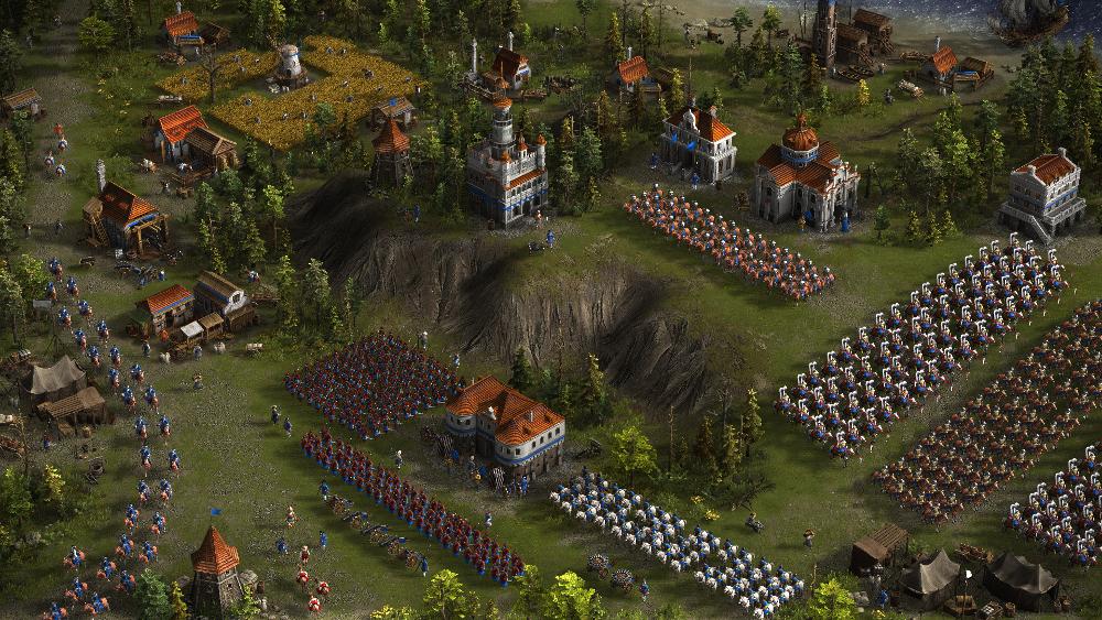 Cossacks 3 Path to Grandeur Features