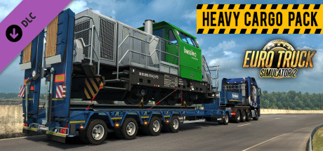 Euro Truck Simulator 2 Heavy Cargo Pack Free Download