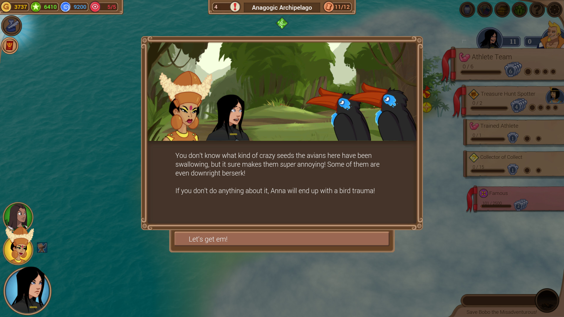 Renowned Explorers The Emperors Challenge Features