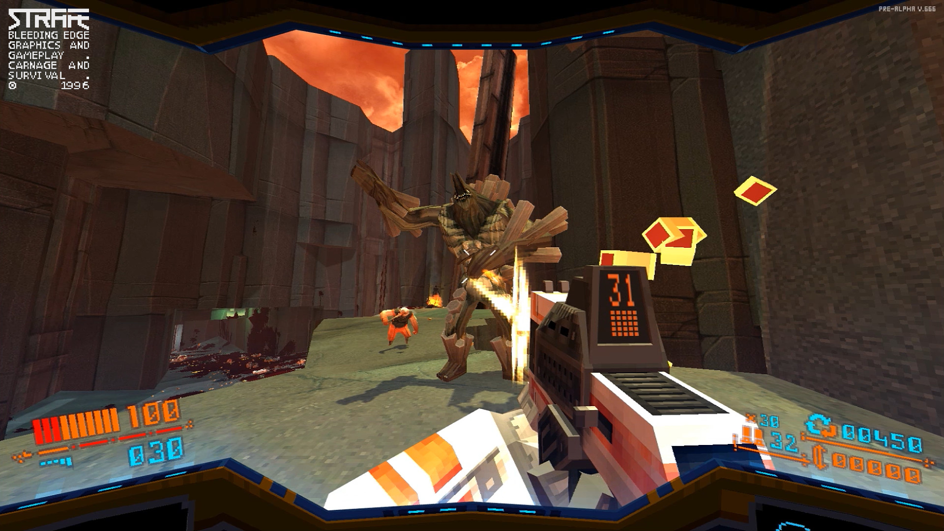 STRAFE Features