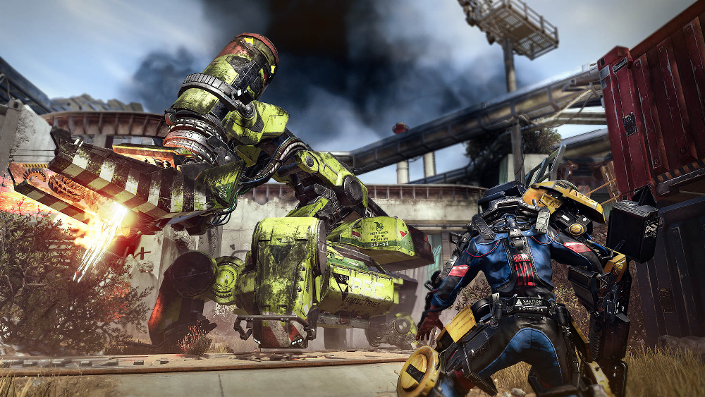 The Surge Download For Free
