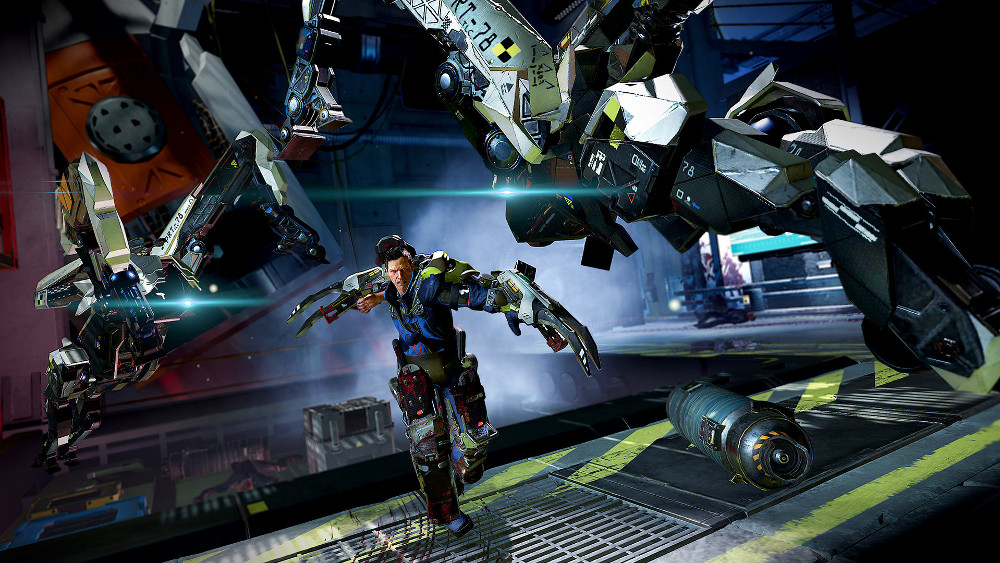 The Surge Features