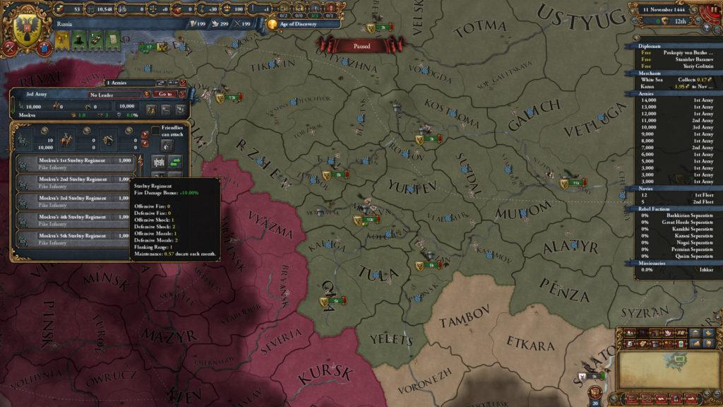 Europa Universalis IV Third Rome Free Download