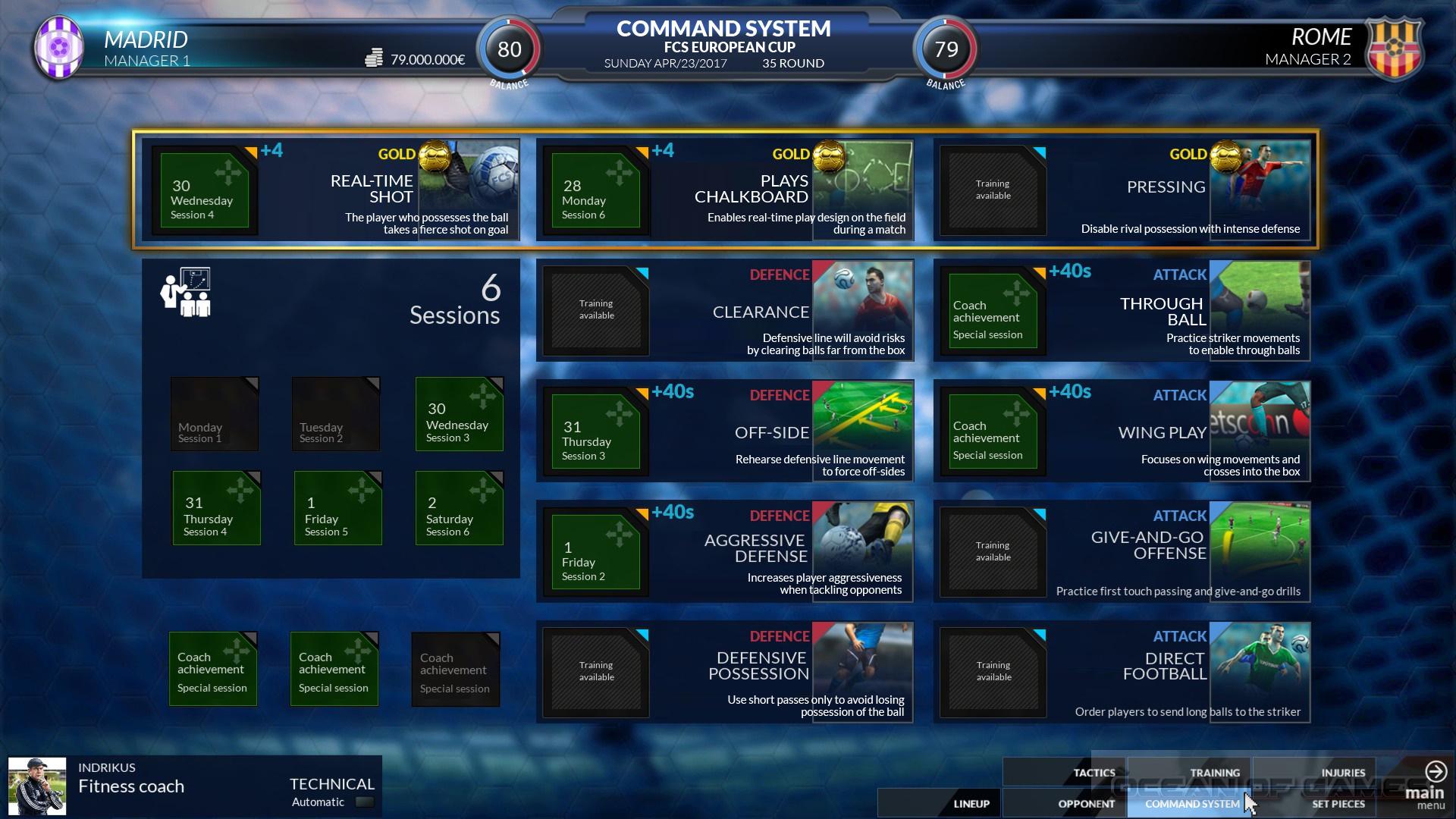 Football Club Simulator 17 Setup Free Download