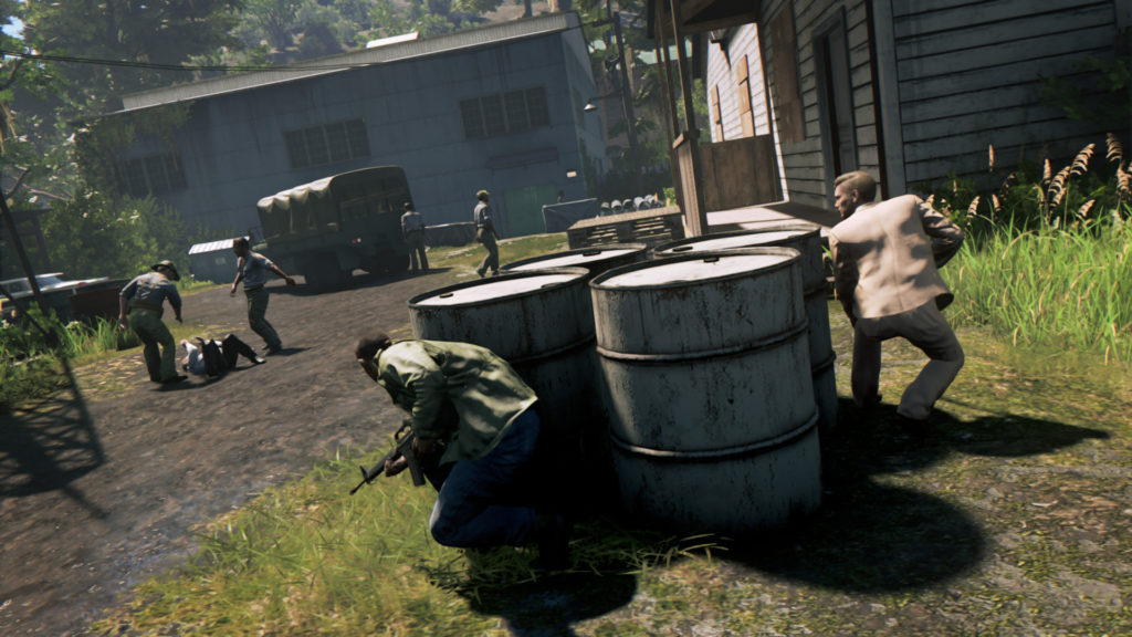 Mafia III Stones Unturned Free Download