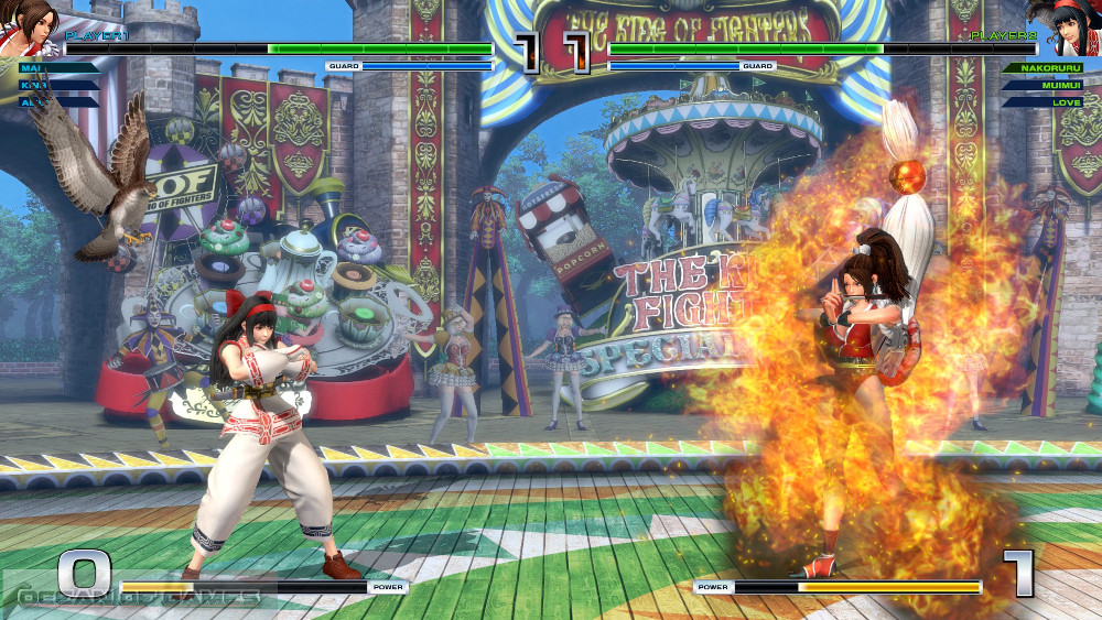 THE KING OF FIGHTERS XIV Download For Free