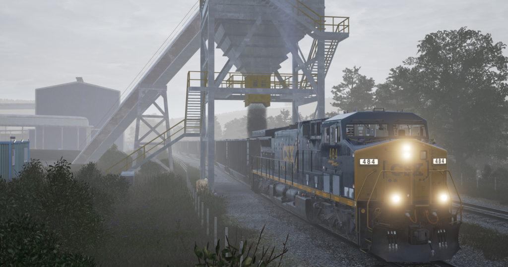 Train Sim World CSX Heavy Haul Free Download