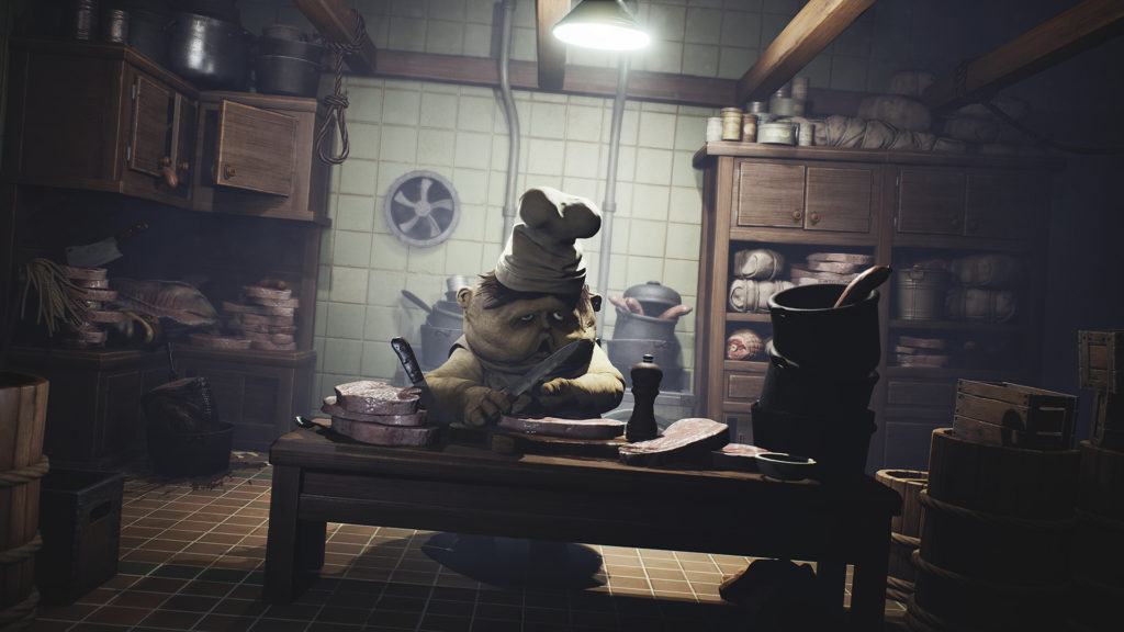 Little Nightmares Secrets of The Maw Chapter 1 Free Download