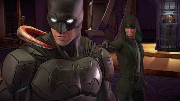 Batman The Enemy Within Episode 1 Free Download